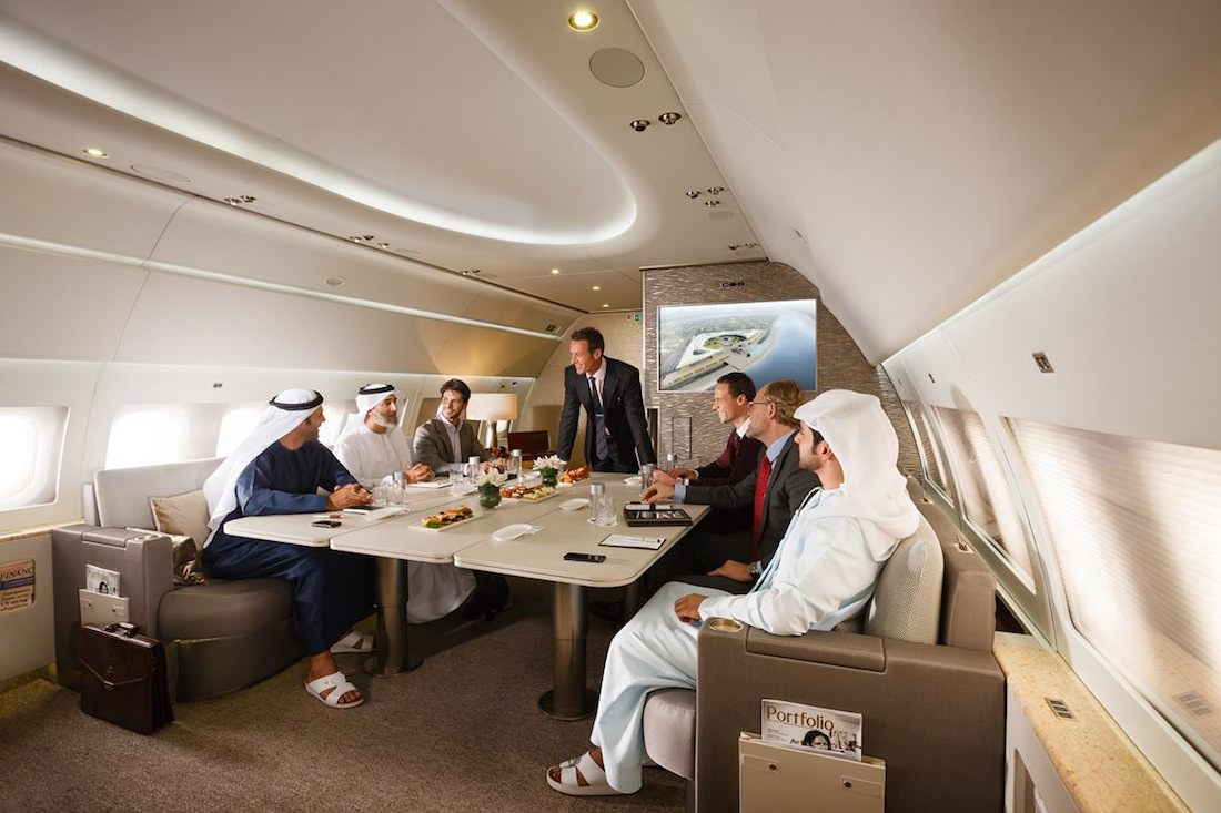 Emirates Airlines Launches New Luxury Charters