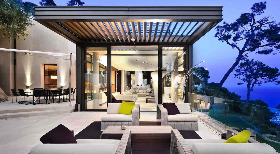 Villa de luxe cote Azur Bay View