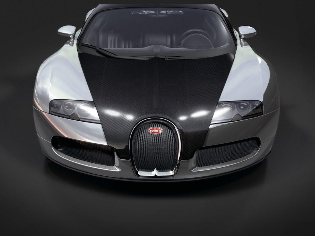 Of Bugattis Bugatti Eb 164 Veyron Thoroughbred The Essence Of Perfection