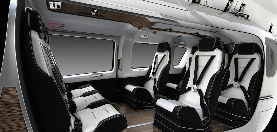 The ec145 by mercedes benz between elegance and power for Mercedes benz g600