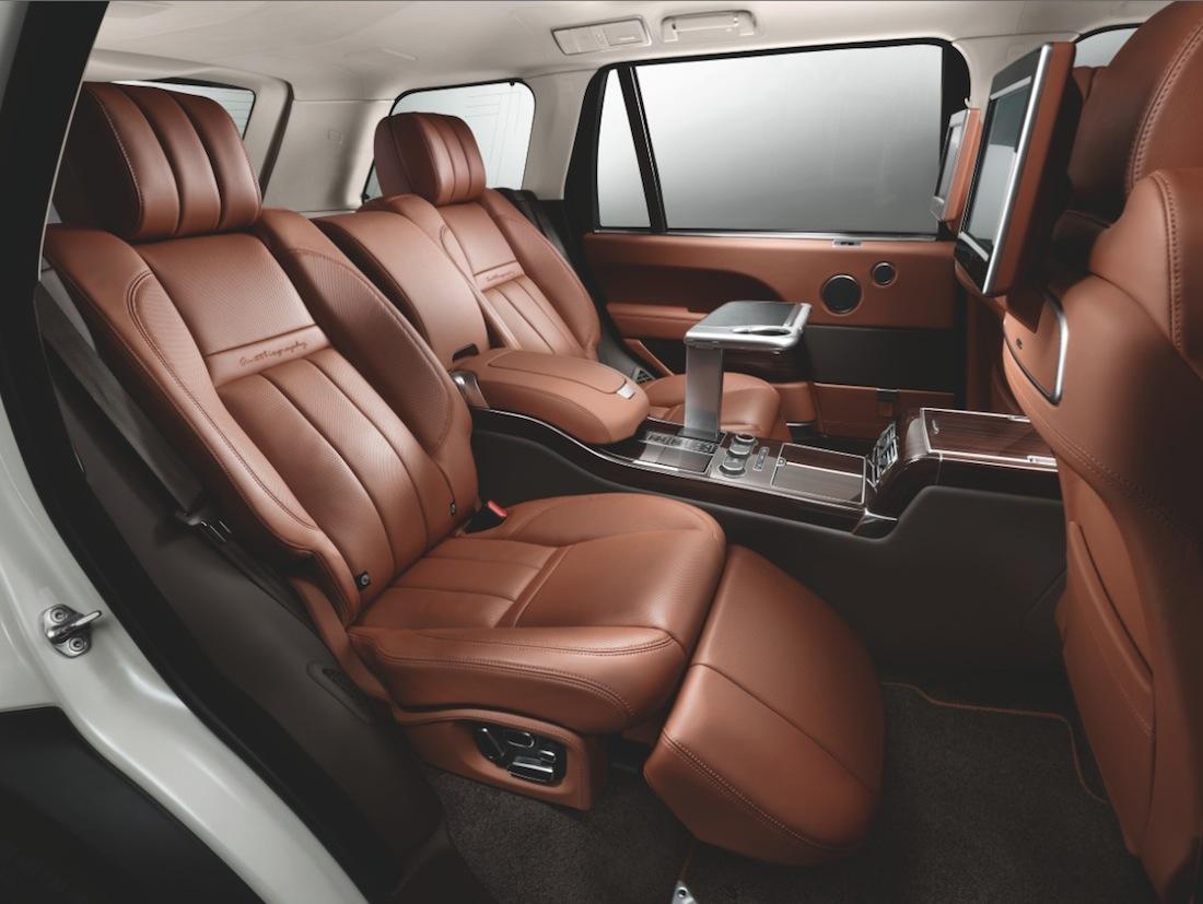 Land Rover Models >> Range Rover Long Wheelbase, a new edition for 2014