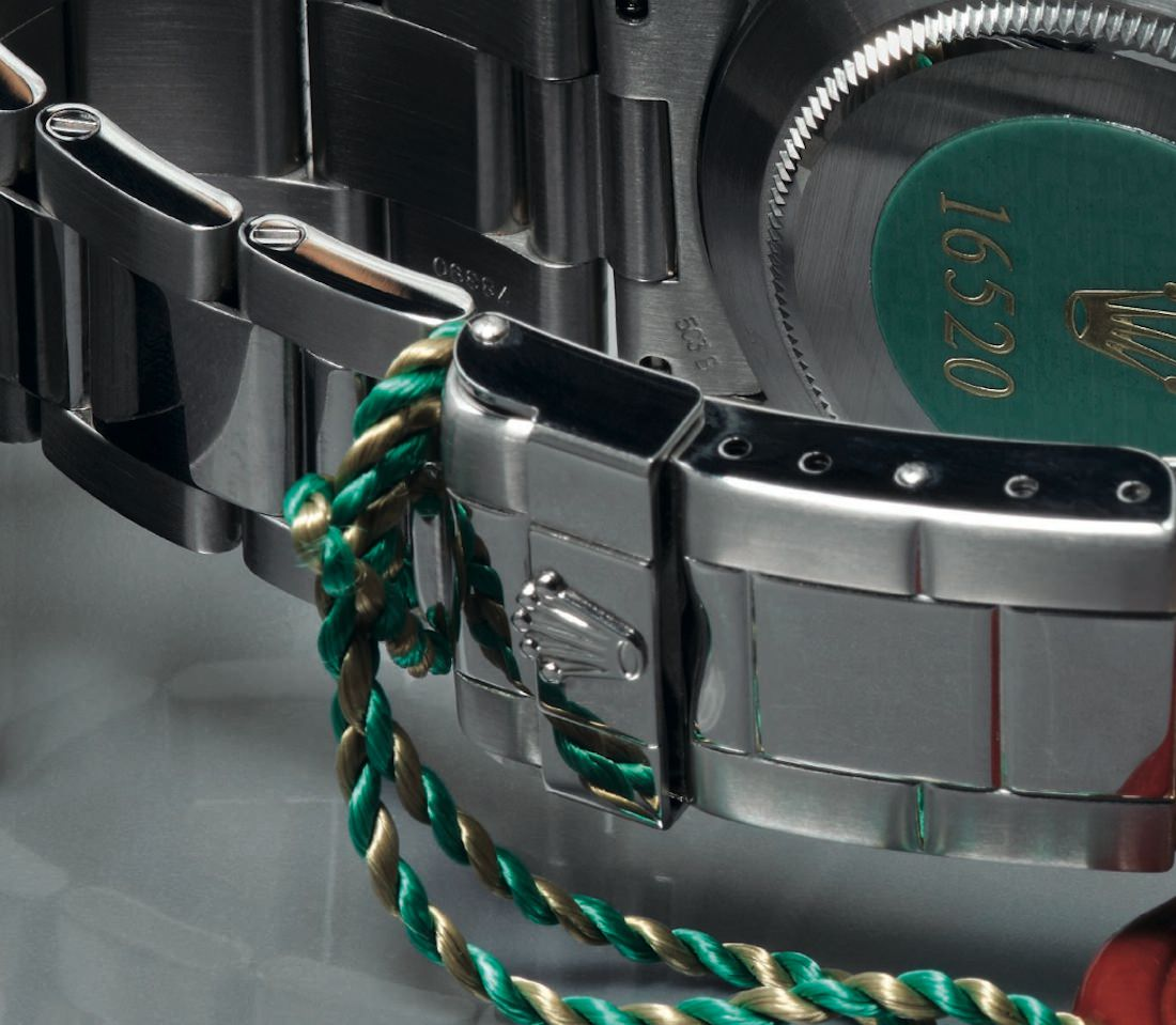 Rolex vente encheres