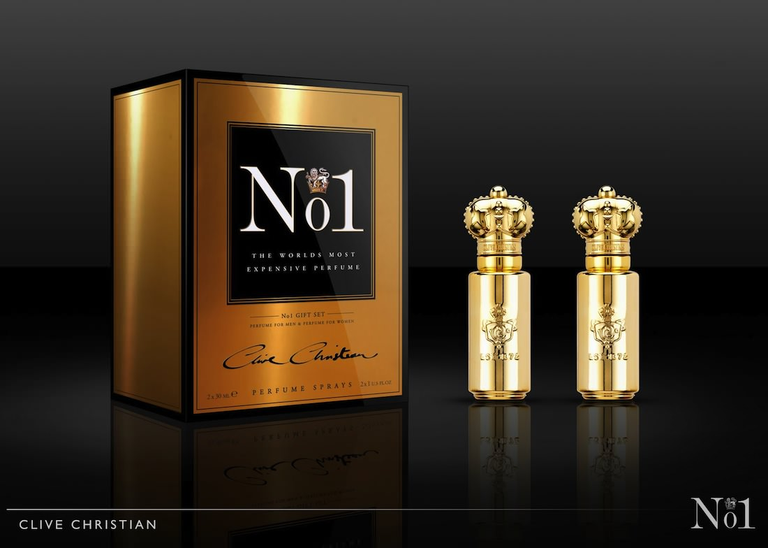 Clive Christian The World S Most Expensive Perfume