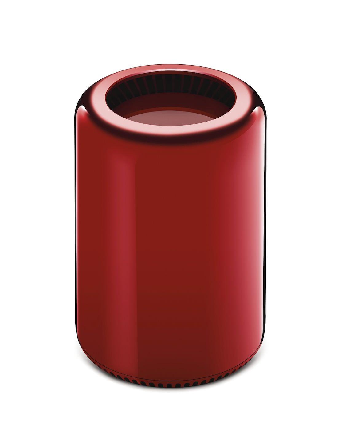 Mac Red Lipstick: Mac Pro Red, A World Record