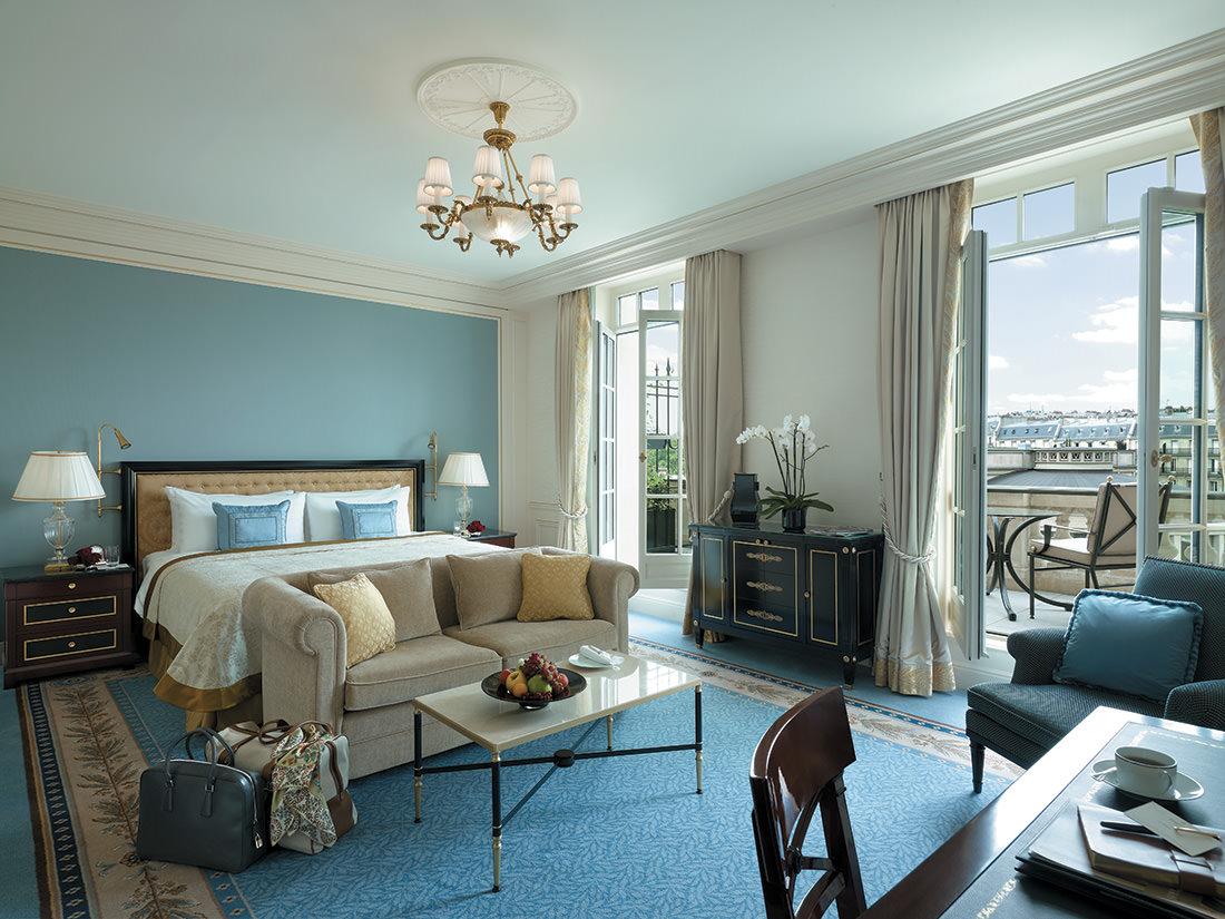 The Shangri La Hotel Paris A Unique Blend Of Asian Charm And Most Amazing Honeymoon Suites