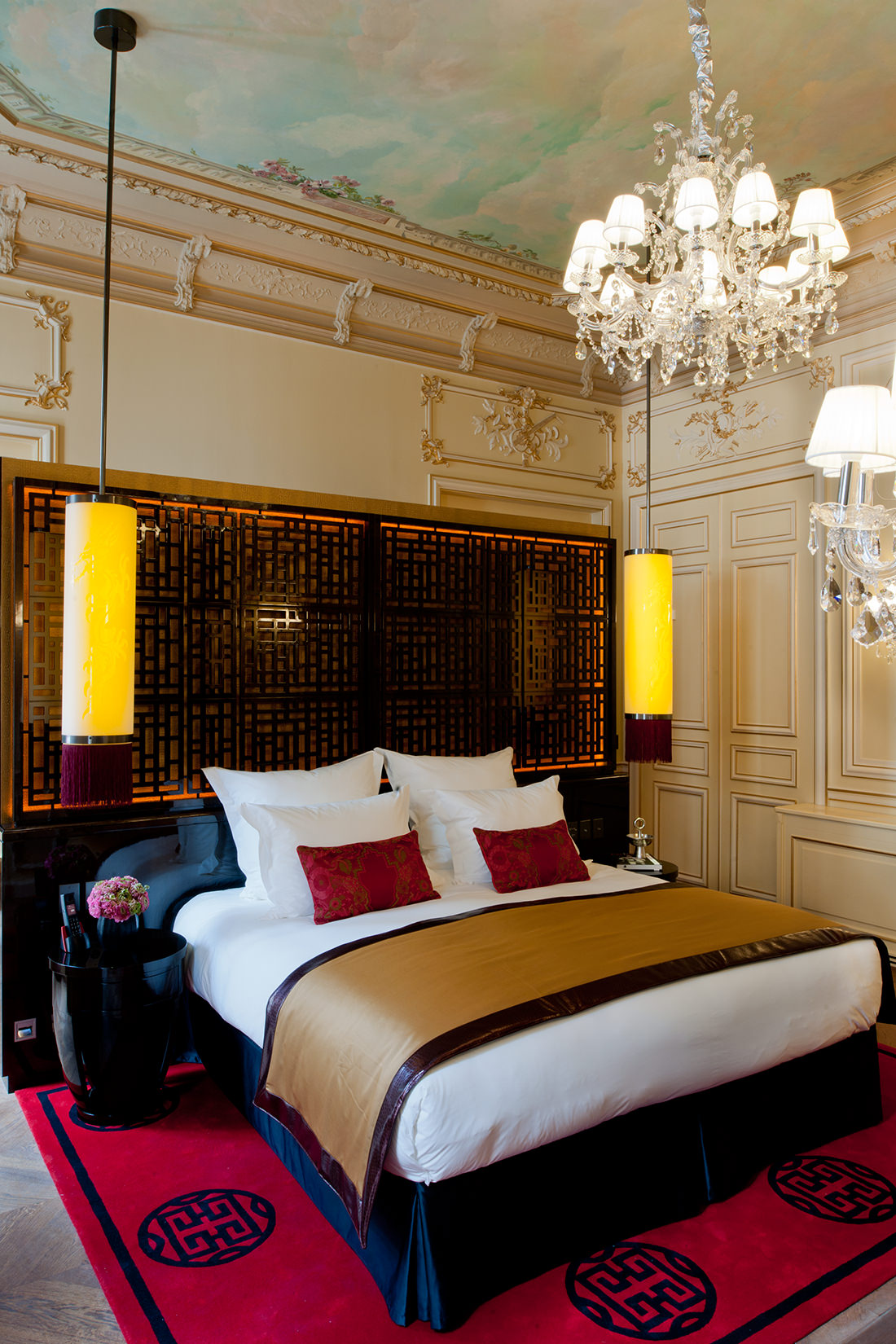 Buddha-Bar Hotel, Paris : not just another hotel, it's a ...
