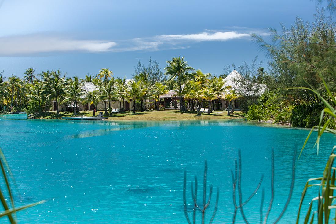 Servicios exclusivos en St Regis Bora Bora