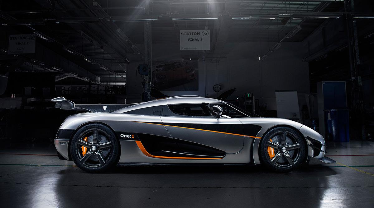 Koenigsegg One 1 >> Koenisgseeg Released The One 1 The World S First Megacar