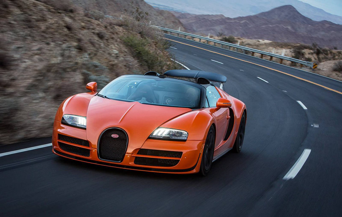 Bugatti Launches Dynamic Drive Experience Program In North