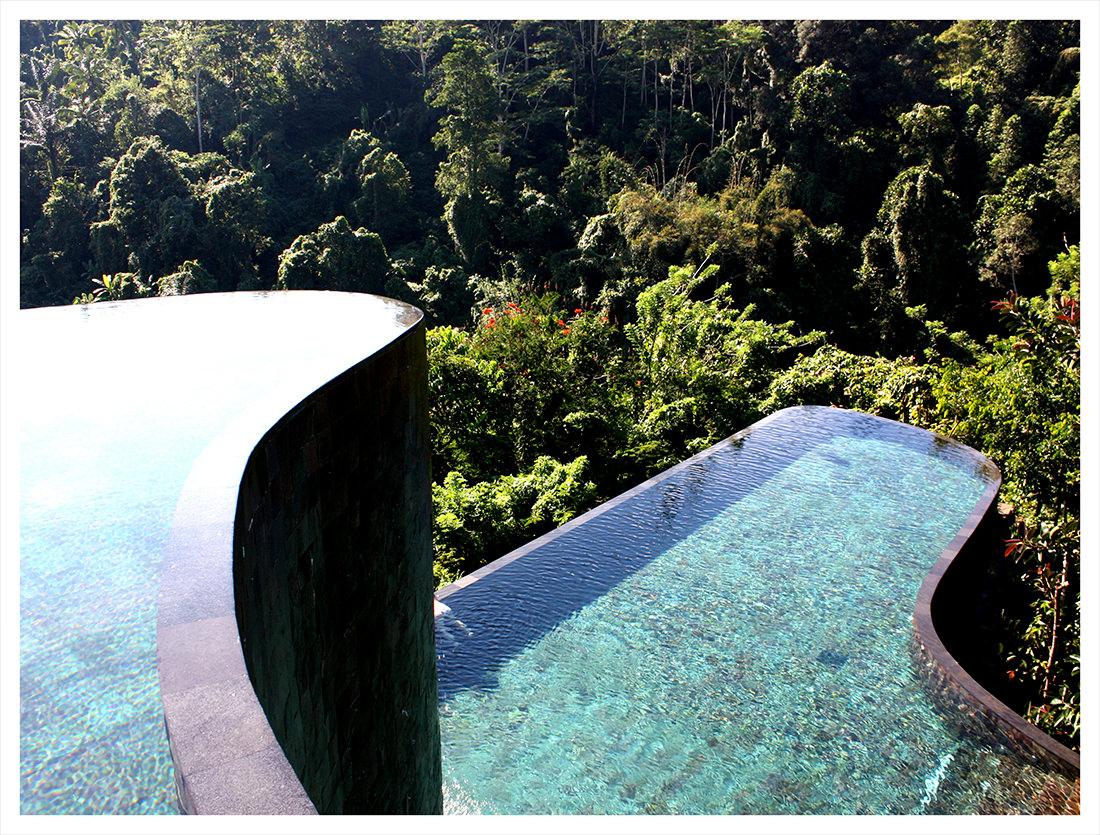 Hanging Gardens Ubud, supreme luxury