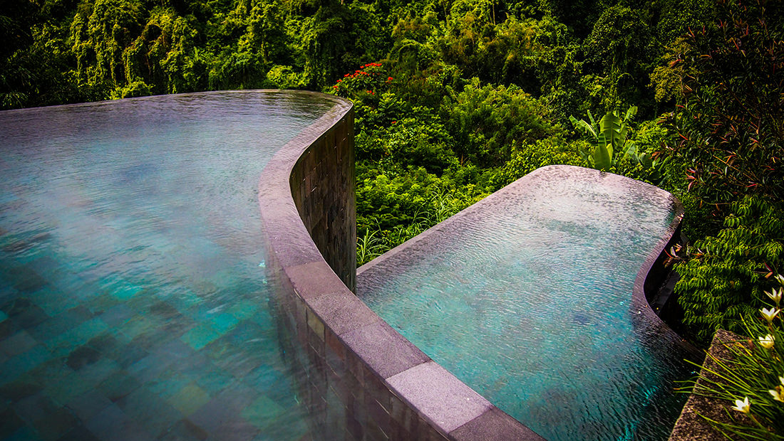 Hanging Gardens Ubud supreme luxury