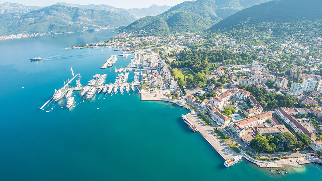 Porto Montenegro The Mediterranean S Leading Luxury Yacht Homeport And Marina Village