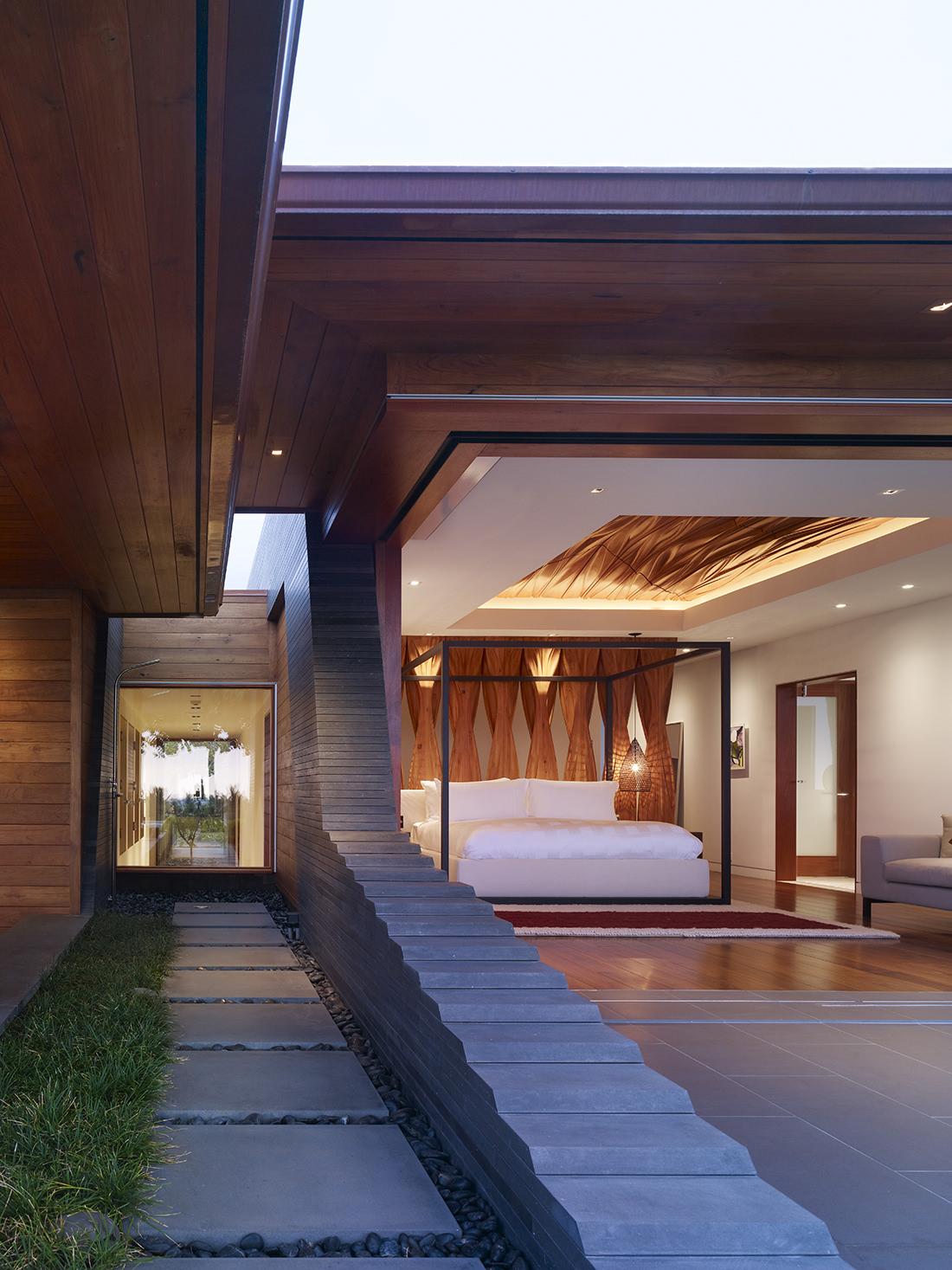 The Kona Residence By Belzberg Architects An