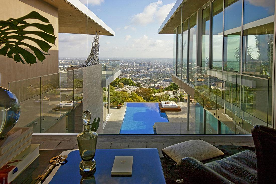 Blue Jay Way By Mcclean Design Avicii S Hollywood Residence