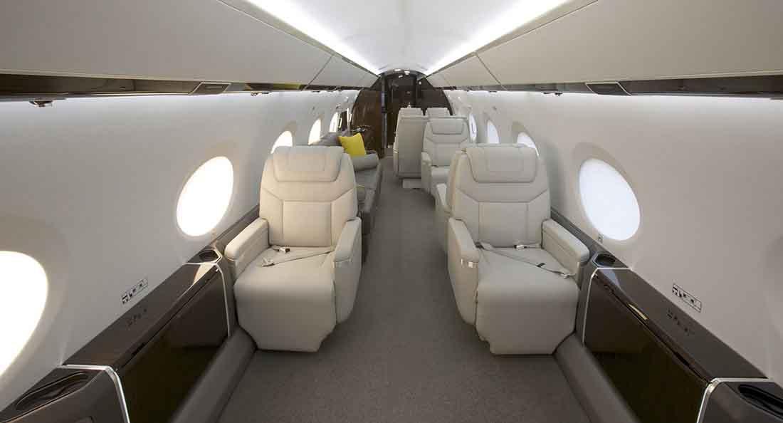Gulfstream Jet G650er 13