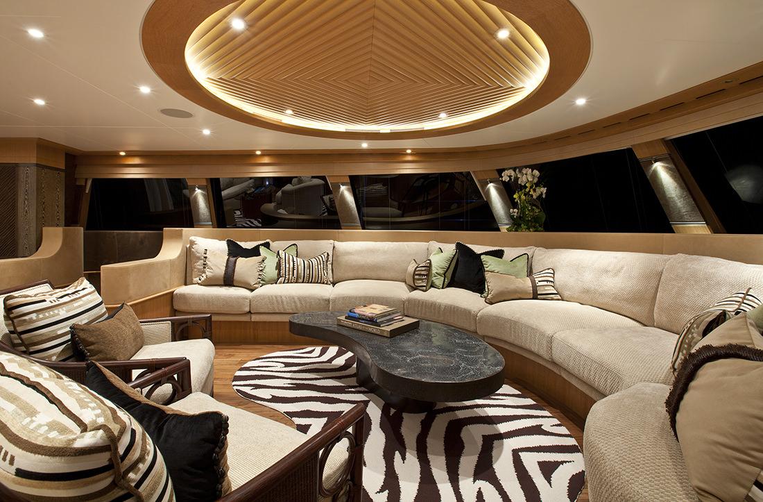 The Luxury Sail Yacht Hemisphere