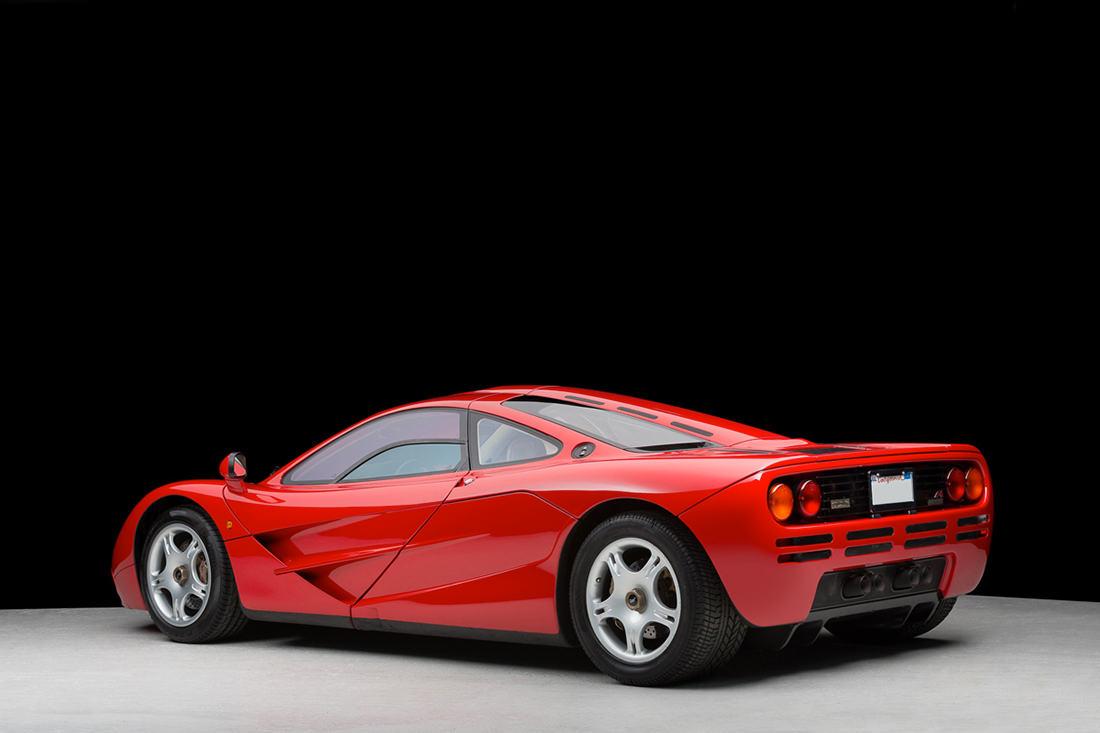 The 10 Million Dollar Car The Legendary Mclaren F1 28