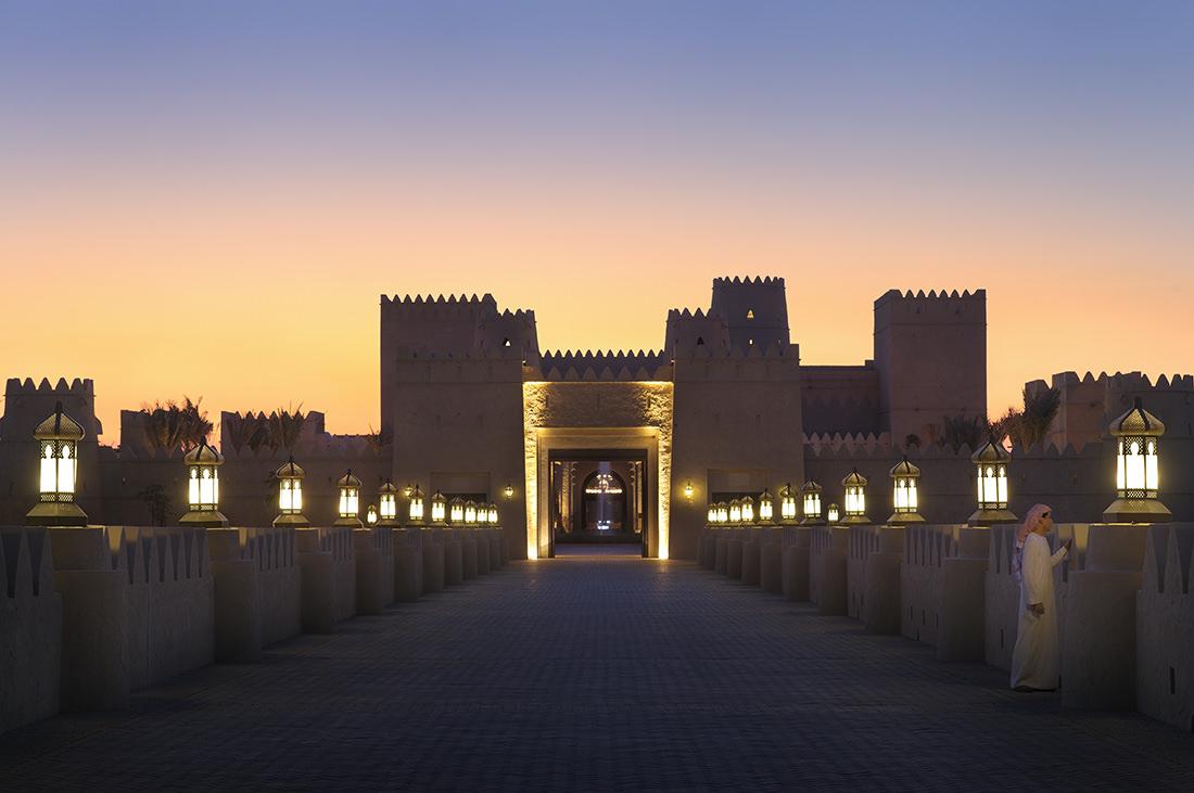 Qasr Al Sarab Desert Resort by Anantara: a unique Arabian retreat
