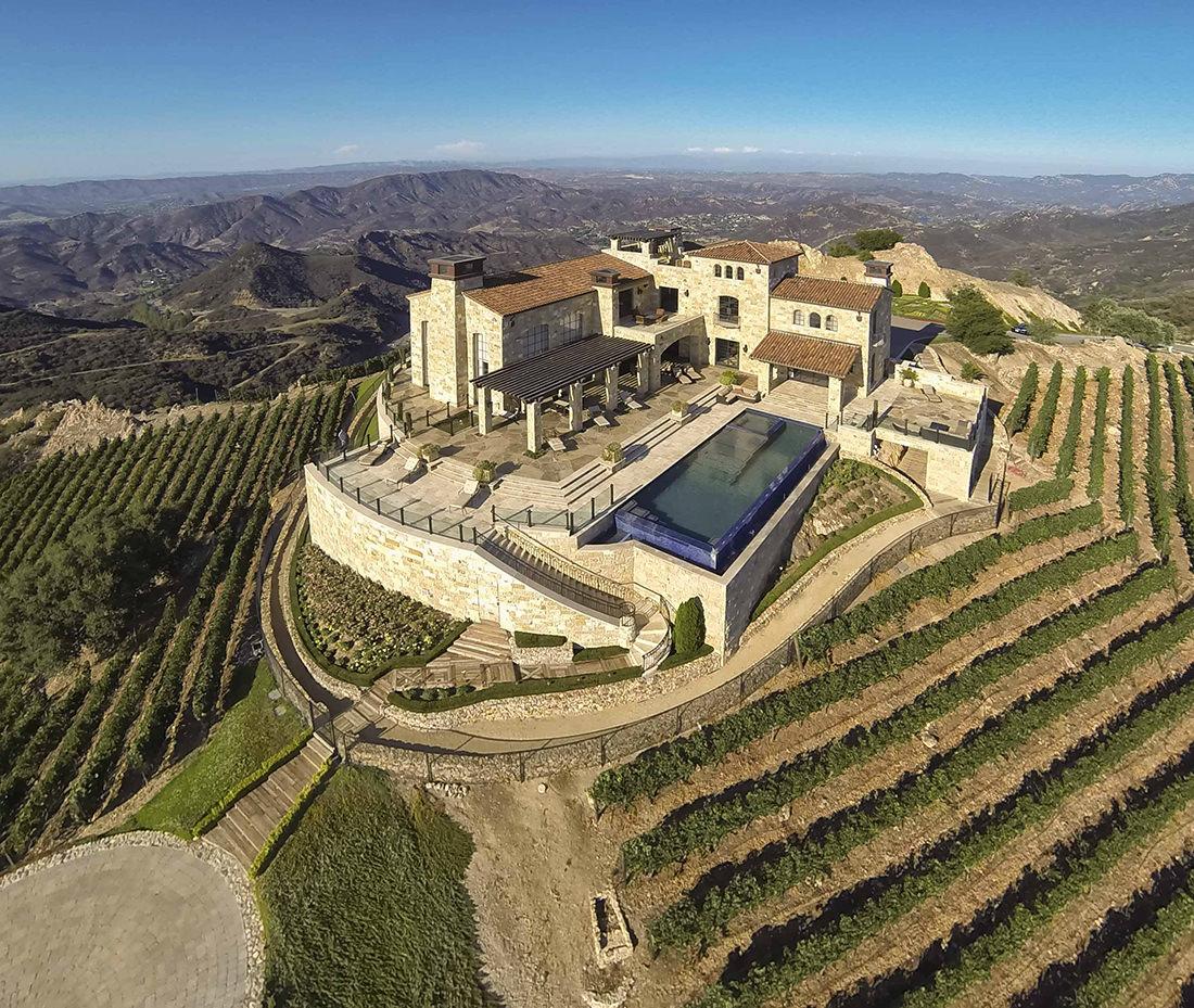 Malibu Rocky Oaks: The Elite Wine Estate