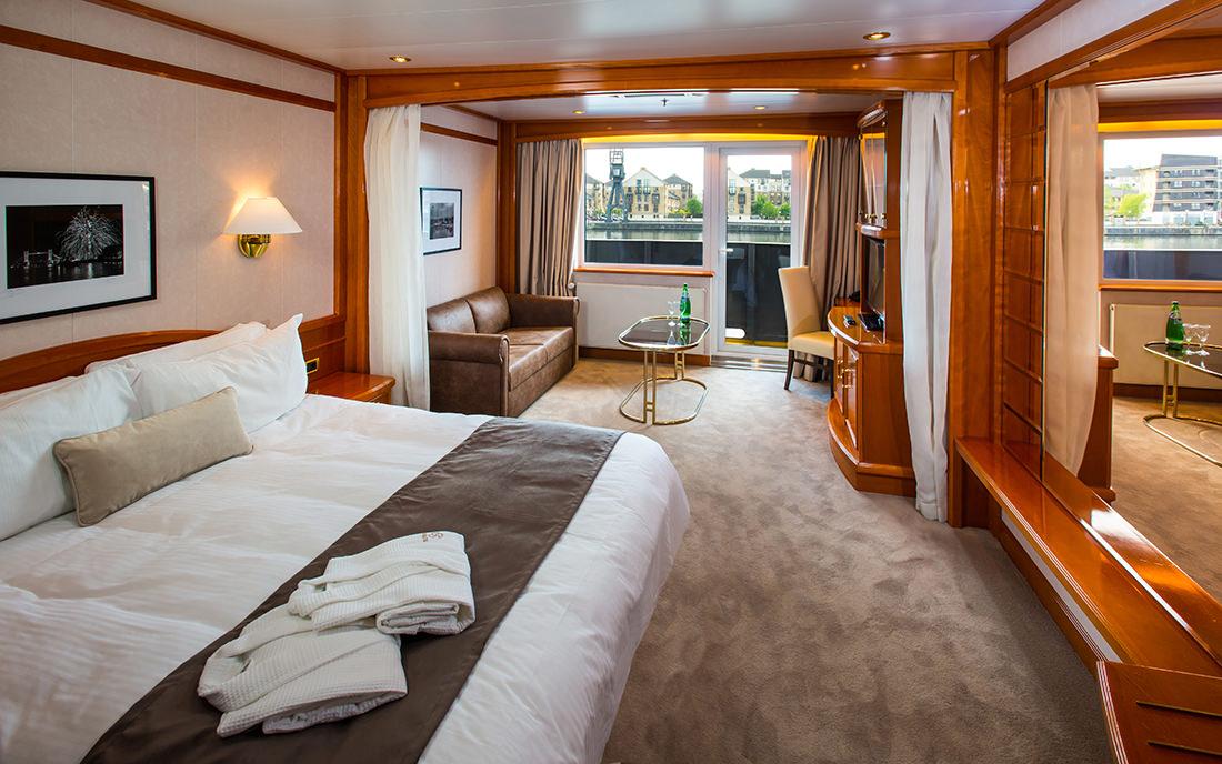 Sunborn London The Yacht Hotel Concept