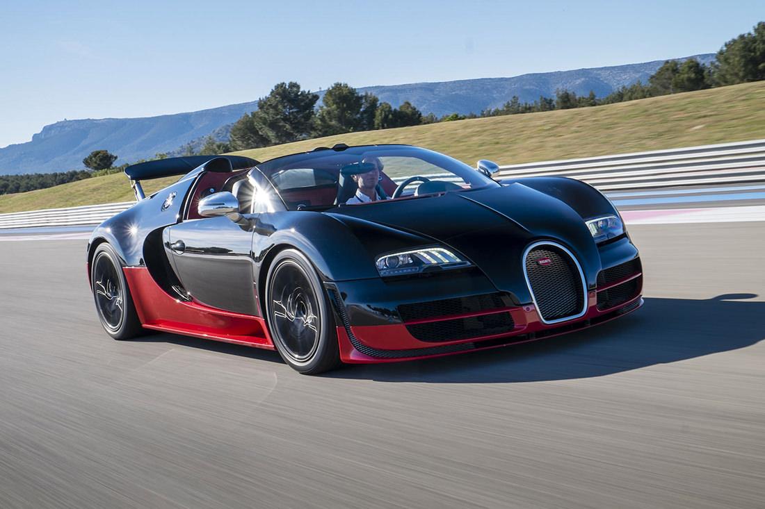 bugatti veyron grand sport vitesse road test the automobile queen. Black Bedroom Furniture Sets. Home Design Ideas