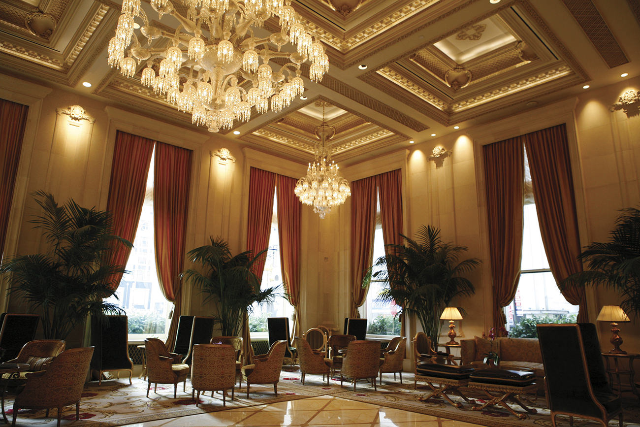 The plaza hotel in new york the most sought after for Hotel new york
