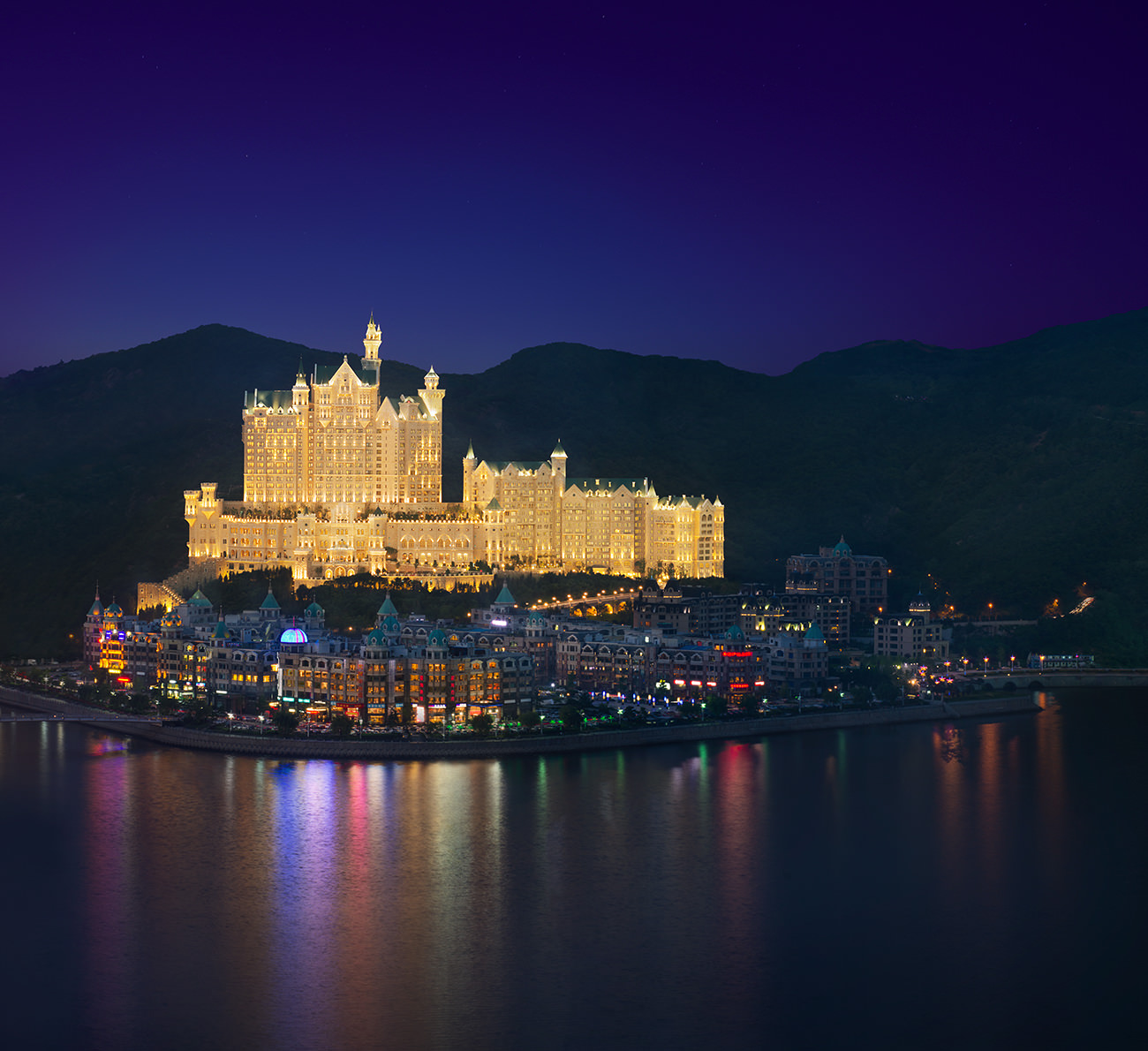 The Castle Hotel, A Luxury Collection Hotel, Dalian : an ...