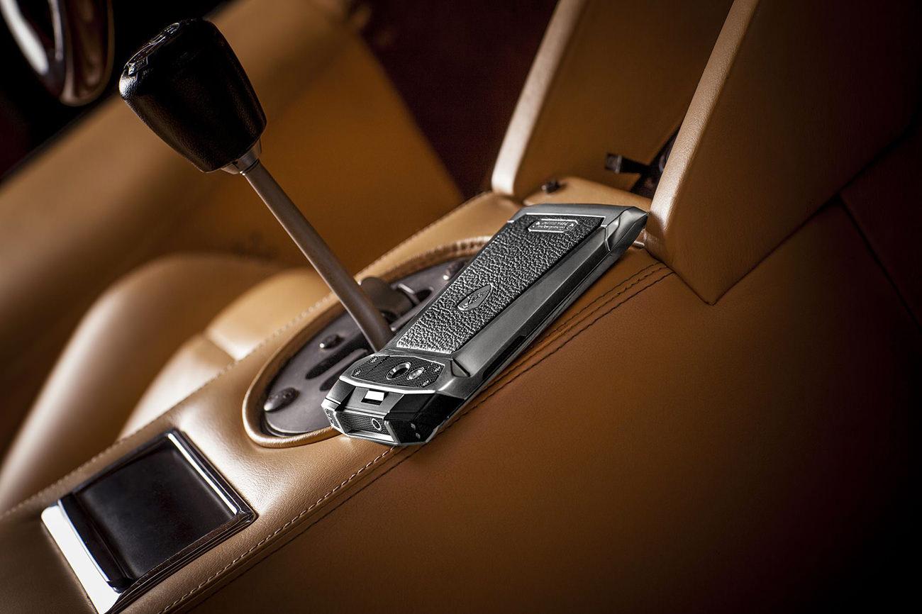 The New Premium Class Smartphone Tonino Lamborghini 88 Tauri