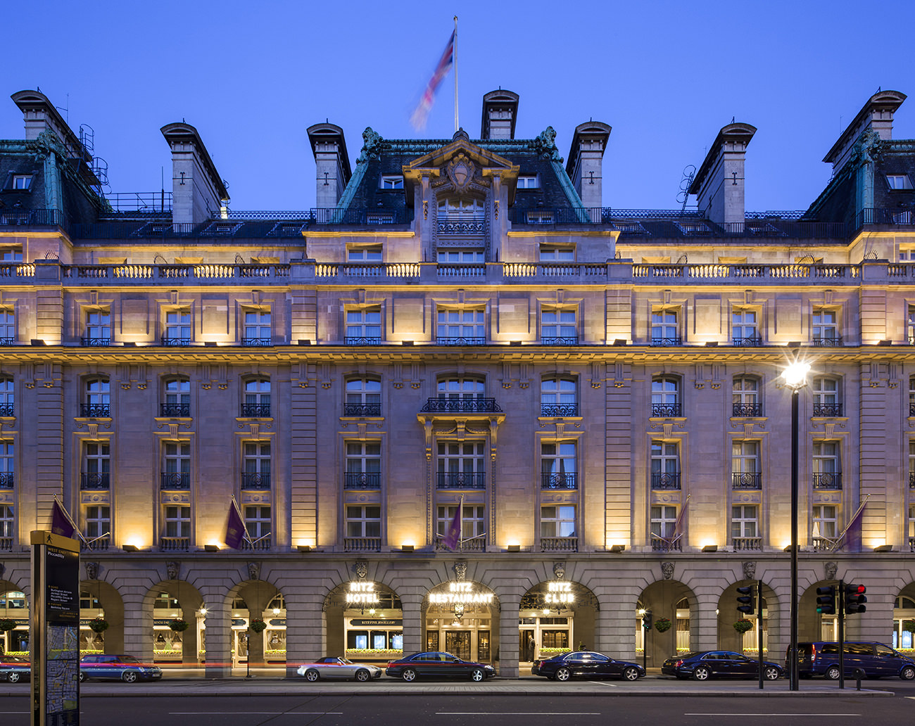 The Ritz London Fit For Royalty