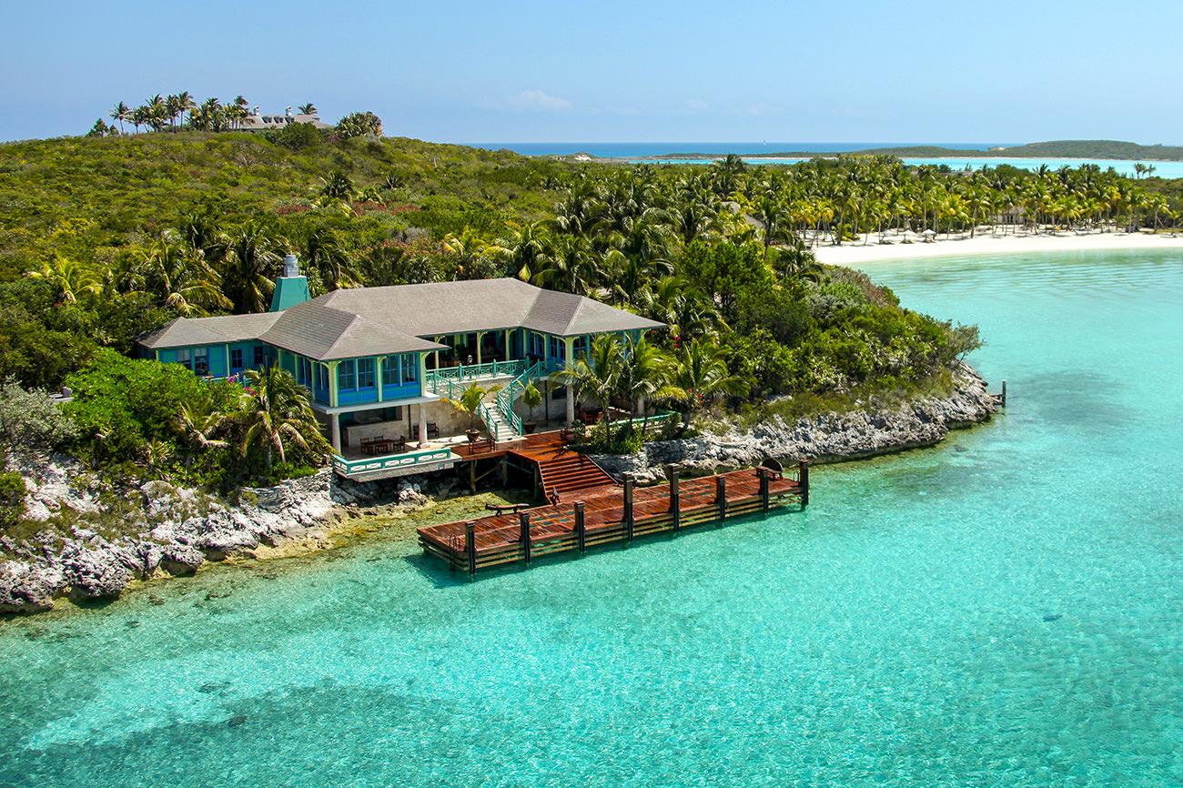 Musha Cay Privacy Redefined