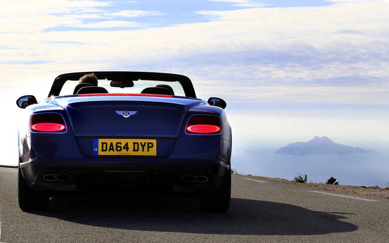 Bentley Continental Gtc V8s Test Between Sport And
