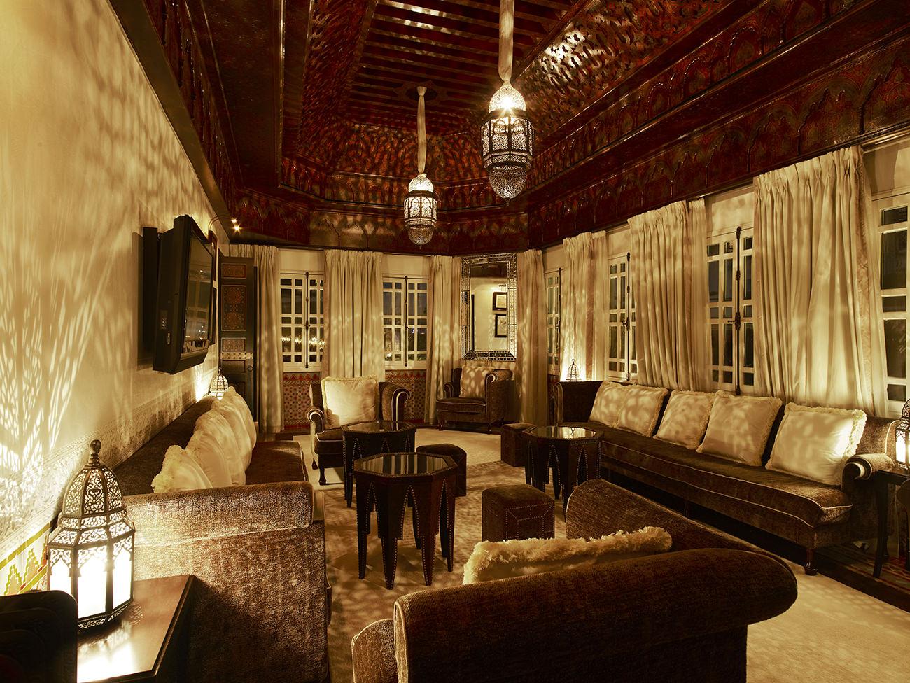 La Mamounia Marrakech A Legendary Moroccan Palace