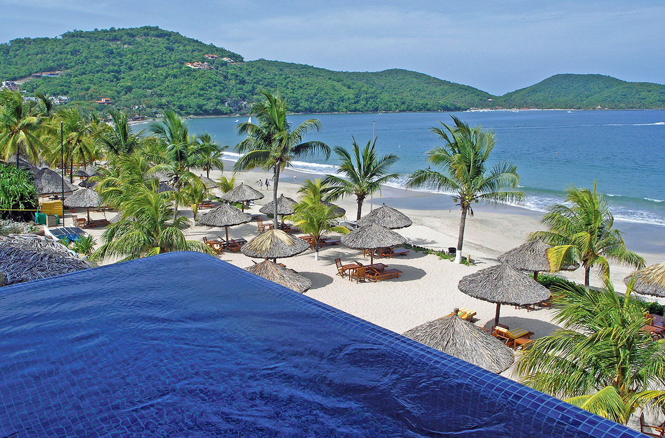 Viceroy Zihuatanejo Luxury Mexico Vacation Getaway