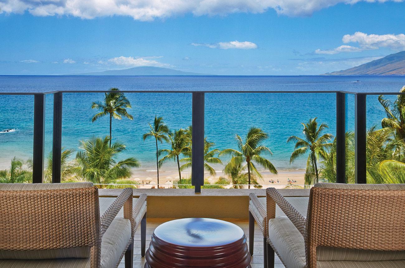 Four Seasons Maui A Classical Hawaiian Palace Resort
