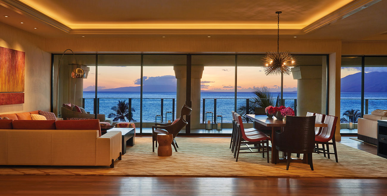 The four seasons maui at wailea for Best luxury hotels in maui