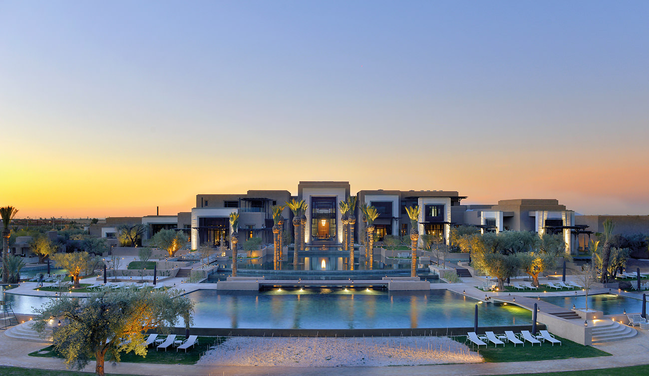 The Royal Palm Marrakech   Extraordinarily True