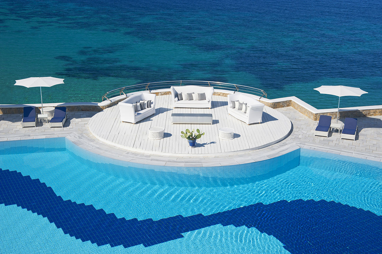 the mykonos grand hotel the ultimate luxury resort in greece. Black Bedroom Furniture Sets. Home Design Ideas