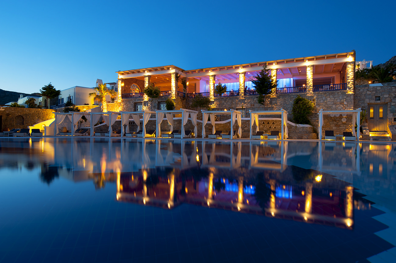The mykonos grand hotel the ultimate luxury resort in greece for Grand hotel