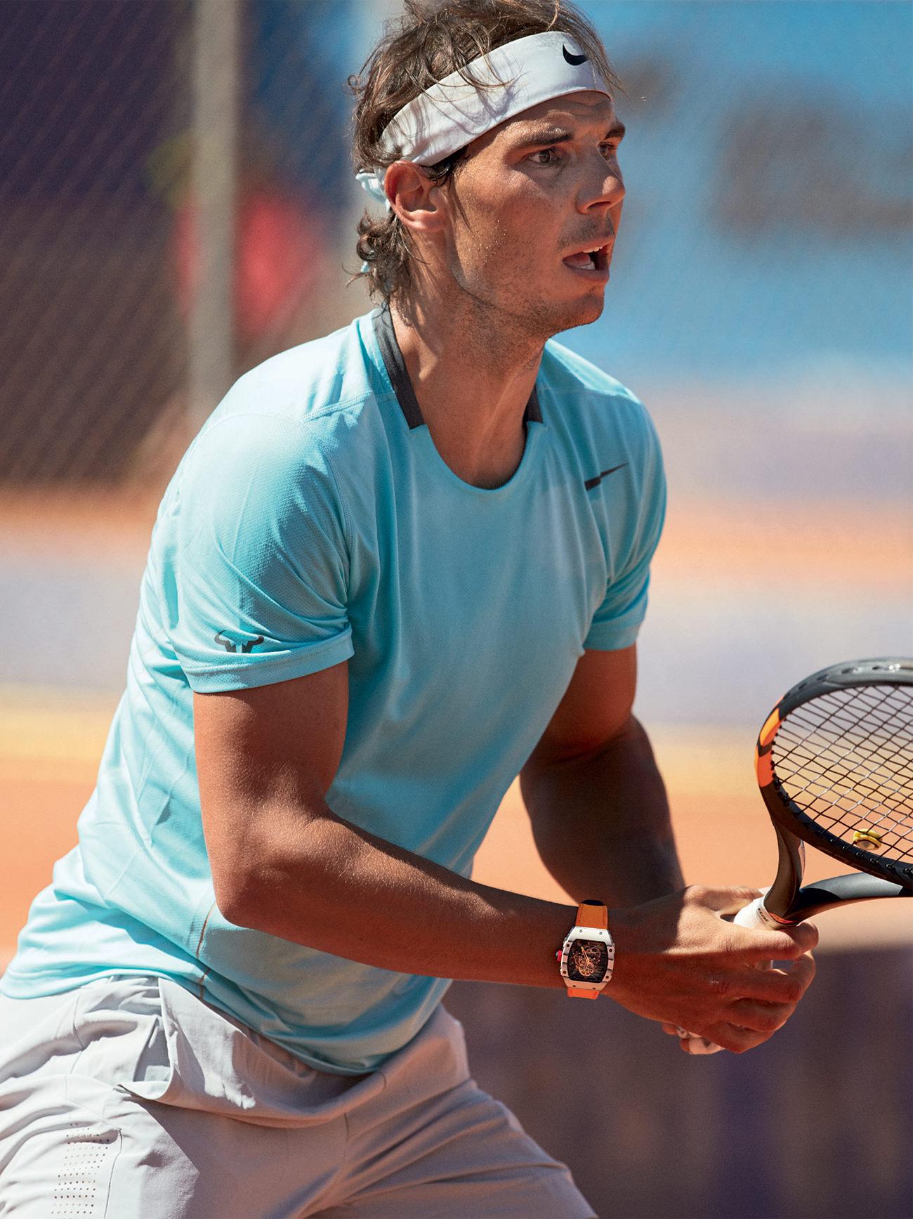 The Tourbillon RM 27 02 Rafael Nadal By Richard Mille