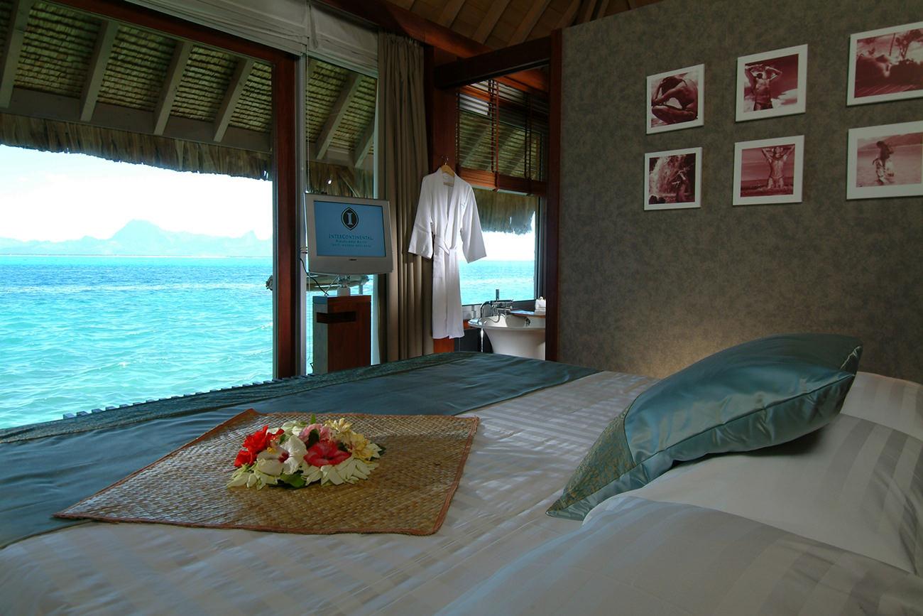 The Intercontinental Bora Bora Resort Amp Thalasso Spa