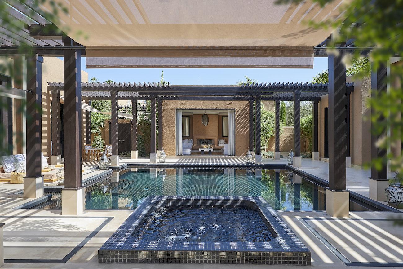 mandarin oriental marrakech a journey into the heart of the arabian nights. Black Bedroom Furniture Sets. Home Design Ideas