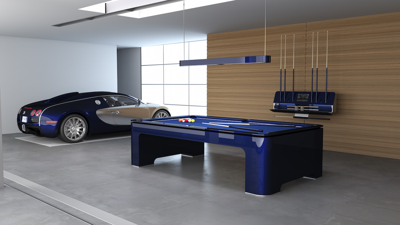 Elysium Pool Table: the future pool table has arrived and you won ...