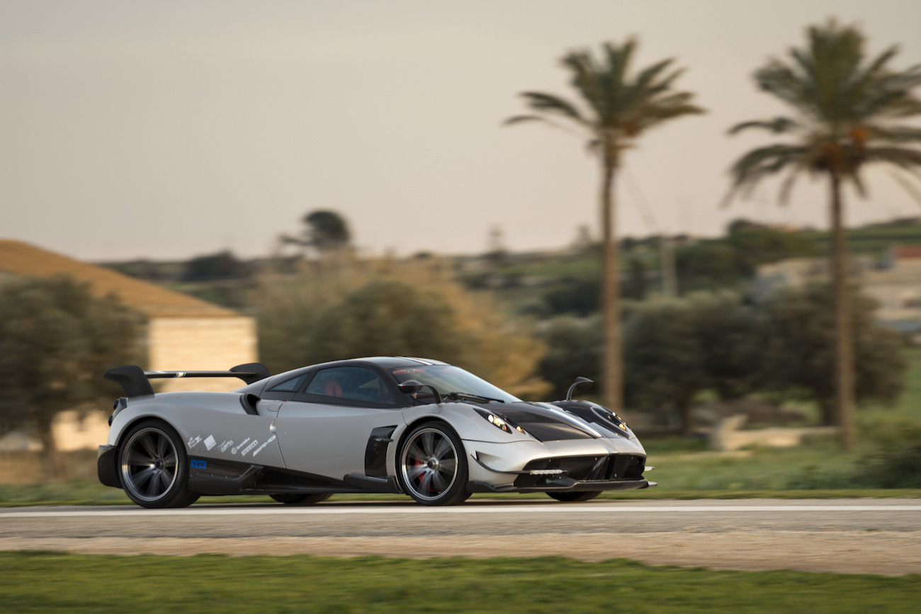 Pagani Huayra Bc The Coupe Supercar Track Focused Revealed For