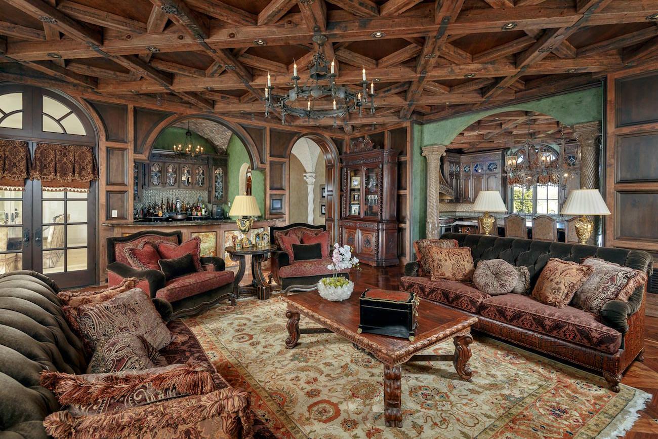 10711 Strait Lane Dallas An Incredible French Manor