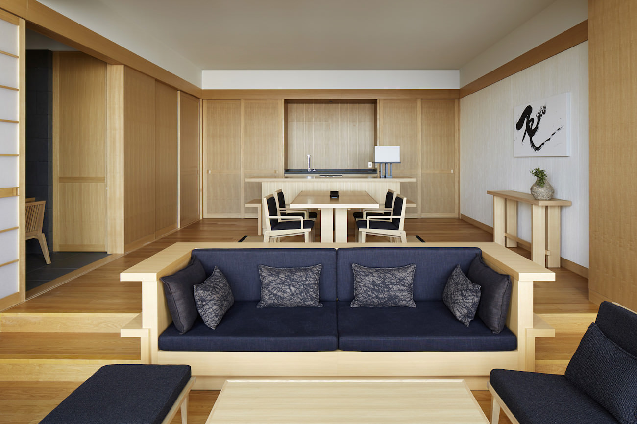 Aman Tokyo A Haven Of Peace Located Into The Heart Of The