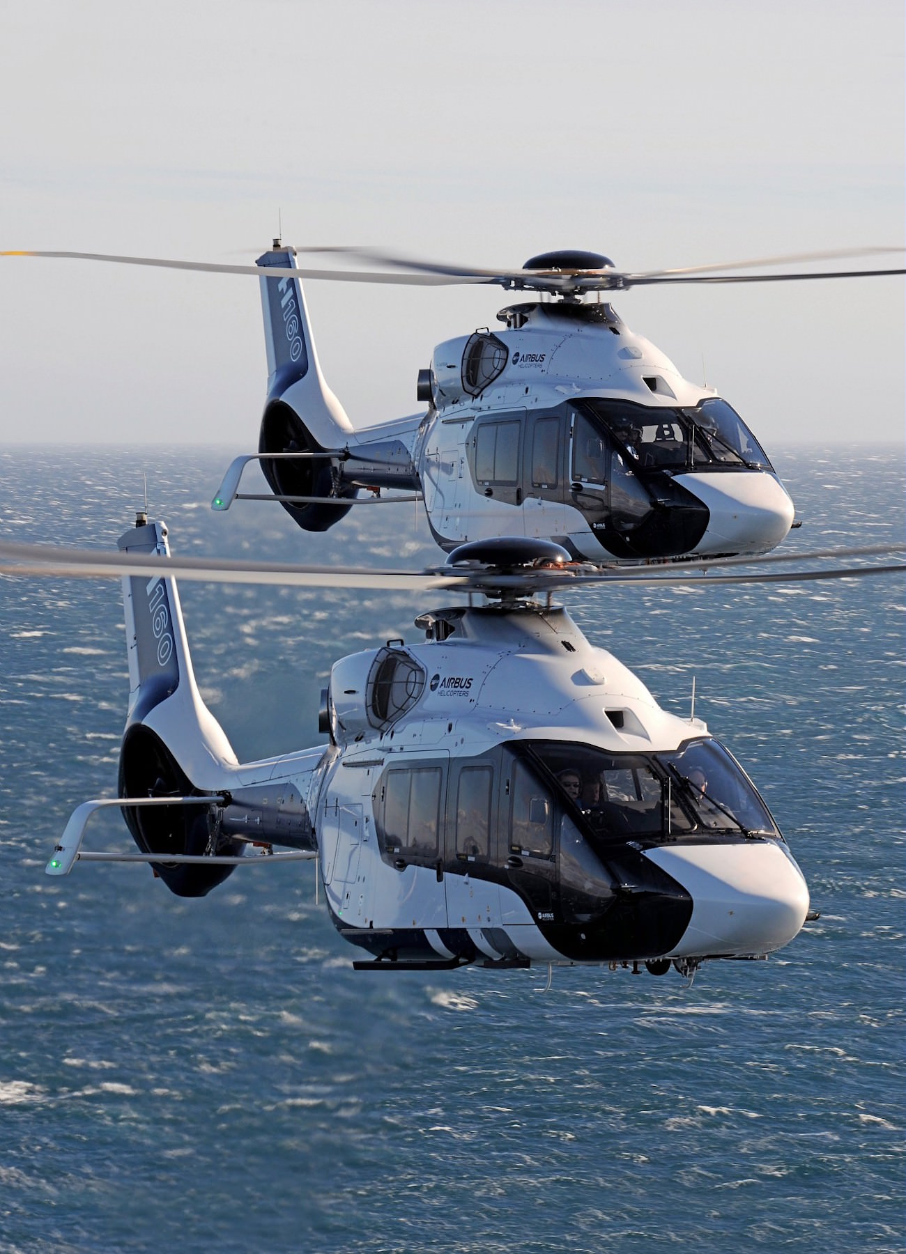 Airbus Helicopter H160 The Helicopters That Will Make You