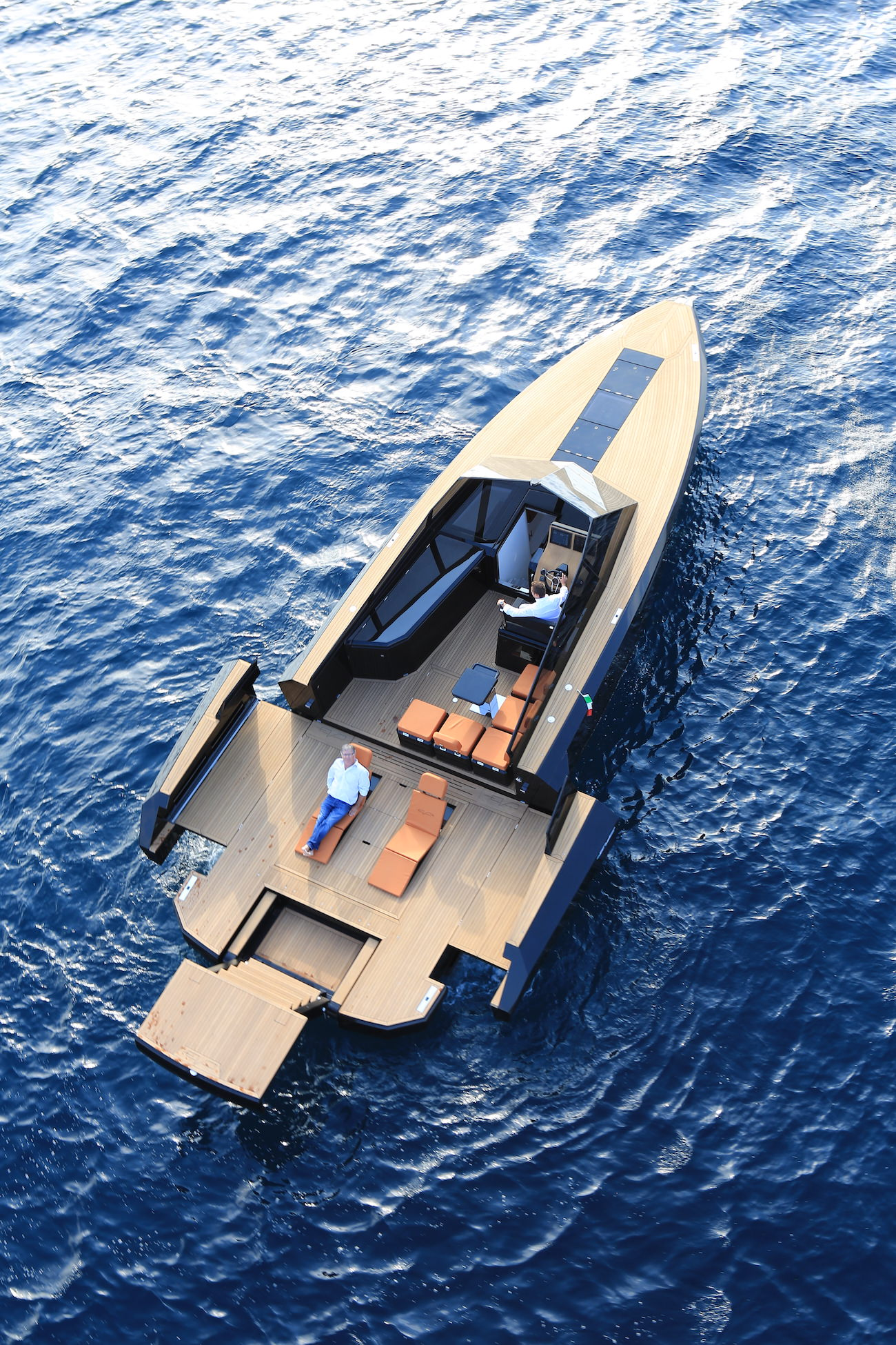 43 Best Images About Nails On Pinterest: Evo 43: Evo Brand's First Promising Yacht Representing 13m