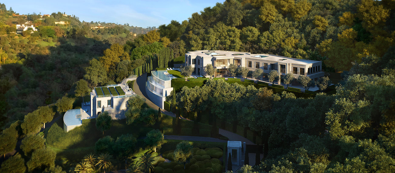 Park Bel Air: rare opportunity located in Platinum triangle listed for 115 millions dollars!