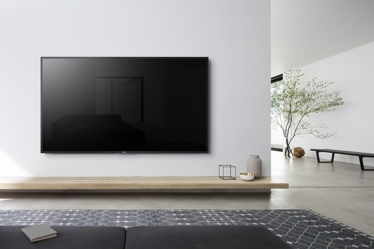 Sony Z9 Bravia 4k Hdr Tv Open The Gate To The World
