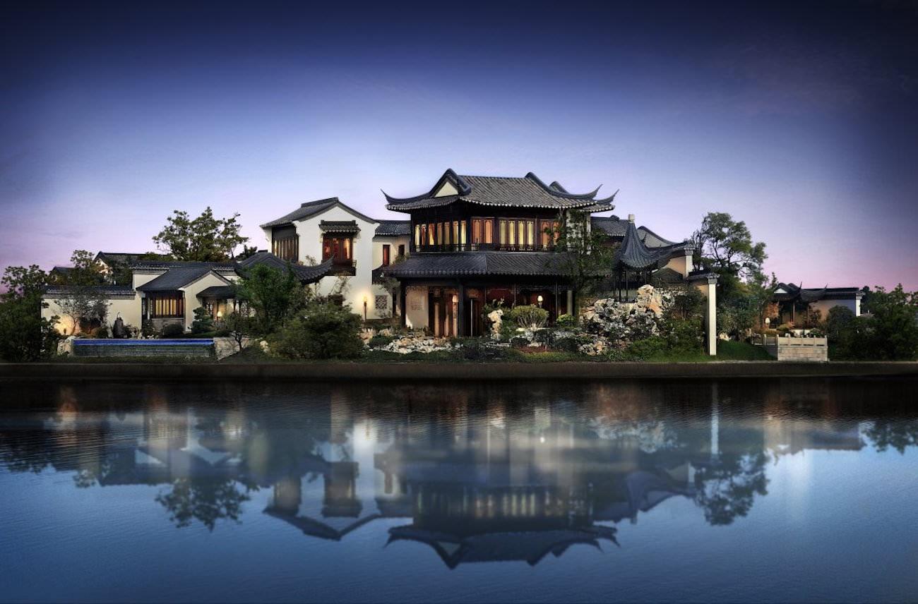 biggest houses in the world, Taohuayuan